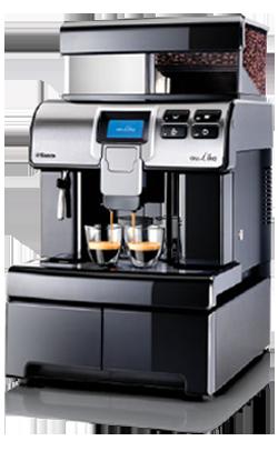 Kávovary Saeco od Automaty Kavamat Vending s.r.o.