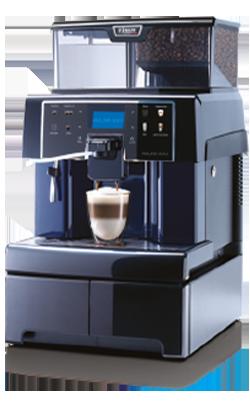 Kávovary Saeco Aulika pro rychlou přípravu kávy
