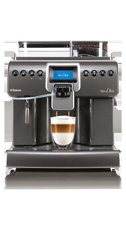 Kávovary Saeco Aulika pro celodenní provoz v kancelářích