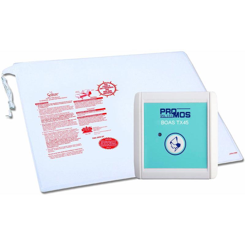 Alarmový systém pro komunikaci pacient - sestra