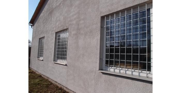Výroba okenních mříží na míru