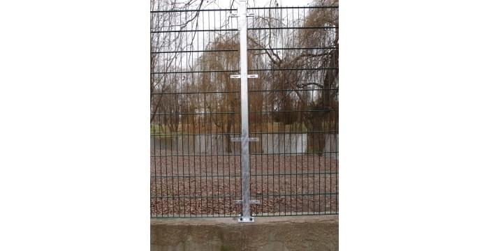 Zakázková výroba plotových sloupků