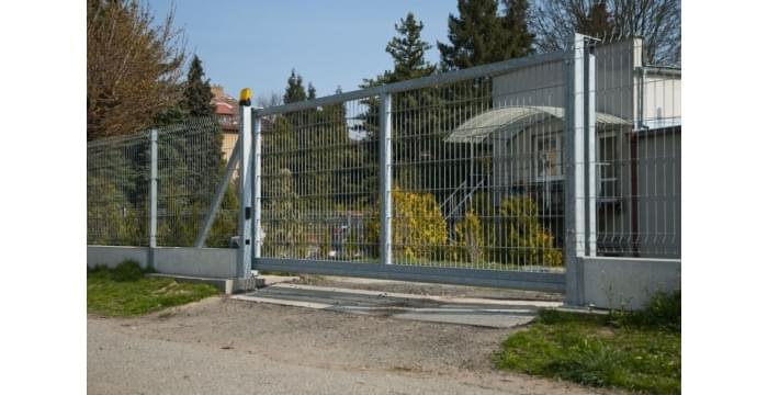 Zakázková výroba samonosných plotových bran