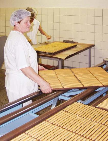 Opavská Pekárna Král vyrábí lahodné tyčinky se sýrem