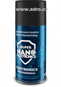 Antikorozní a impregnační spreje Nanoprotech
