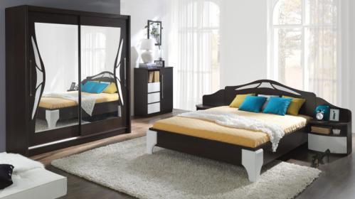 Ložnicový nábytek, dvojlůžka, rošty, matrace