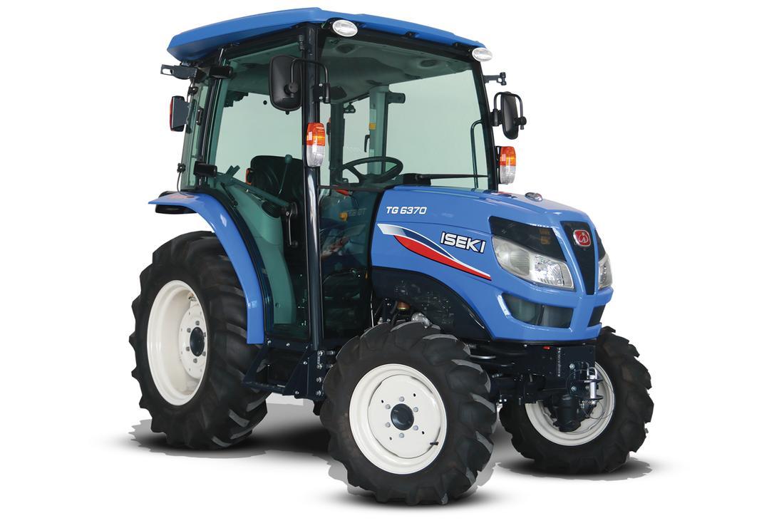 Komunální traktory pro údržbu měst a obcí