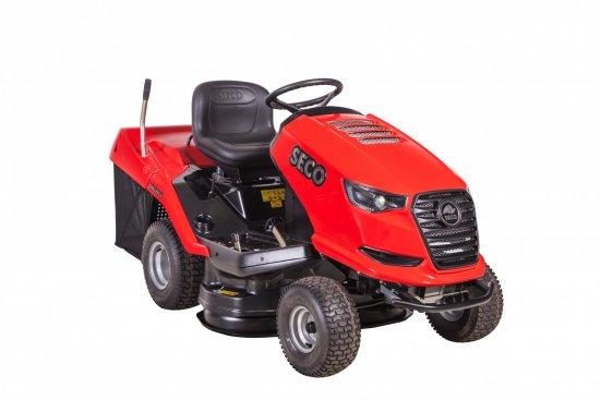 Traktory SECO v nabídce zahradní techniky