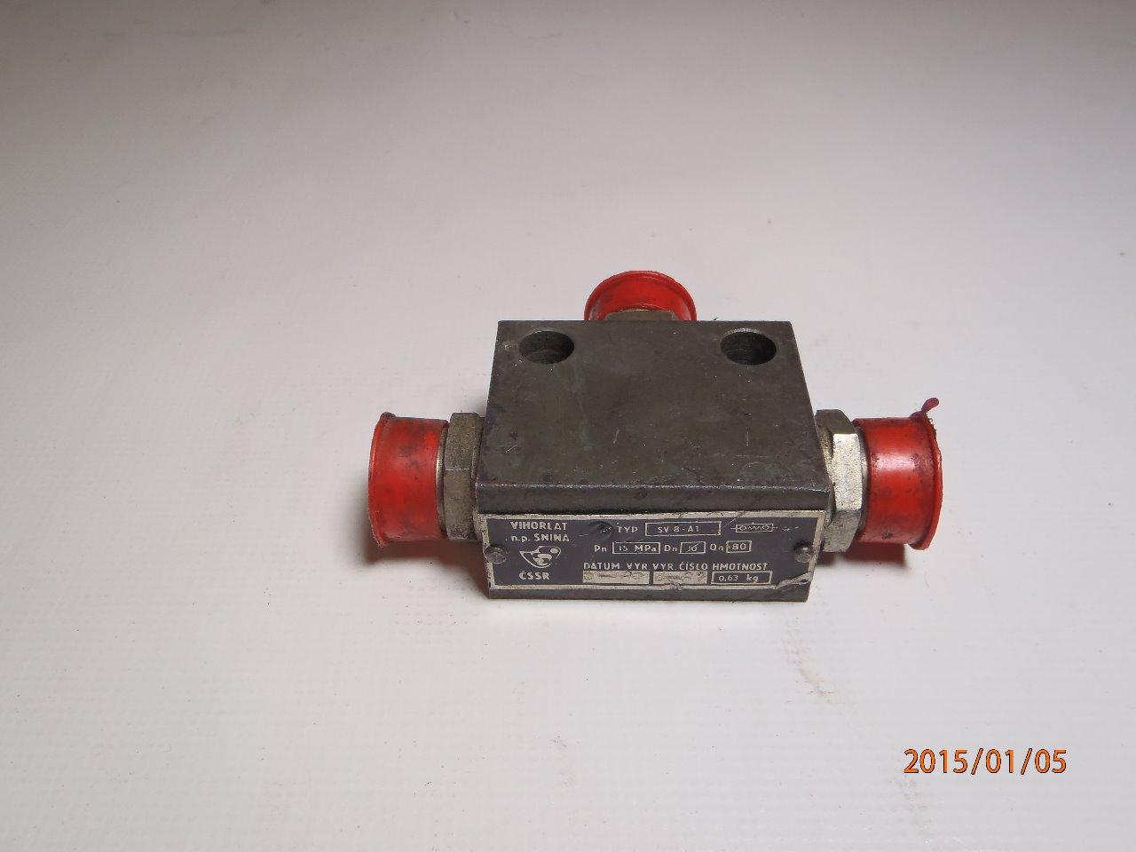 Komponenty hydraulických zvedáků na nákladní automobily
