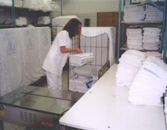 Prádelna Šopík s.r.o. - čištění šatů
