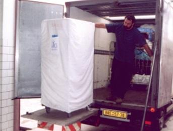 Prádelna Šopík s.r.o. - praní a žehlení