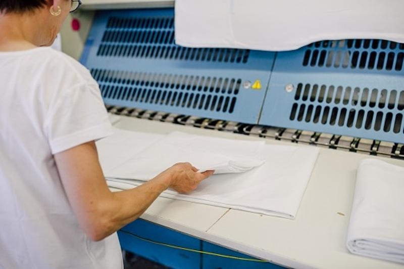 Praní a čištění oděvů, prádla na moderních strojích