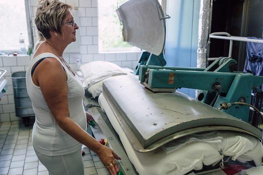 Profesionální praní, čištění, žehlení veškerého oblečení