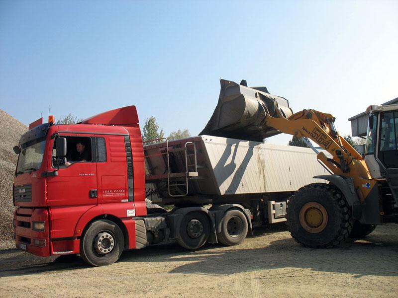Igor Čejka - odvoz suti a stavebního odpadu