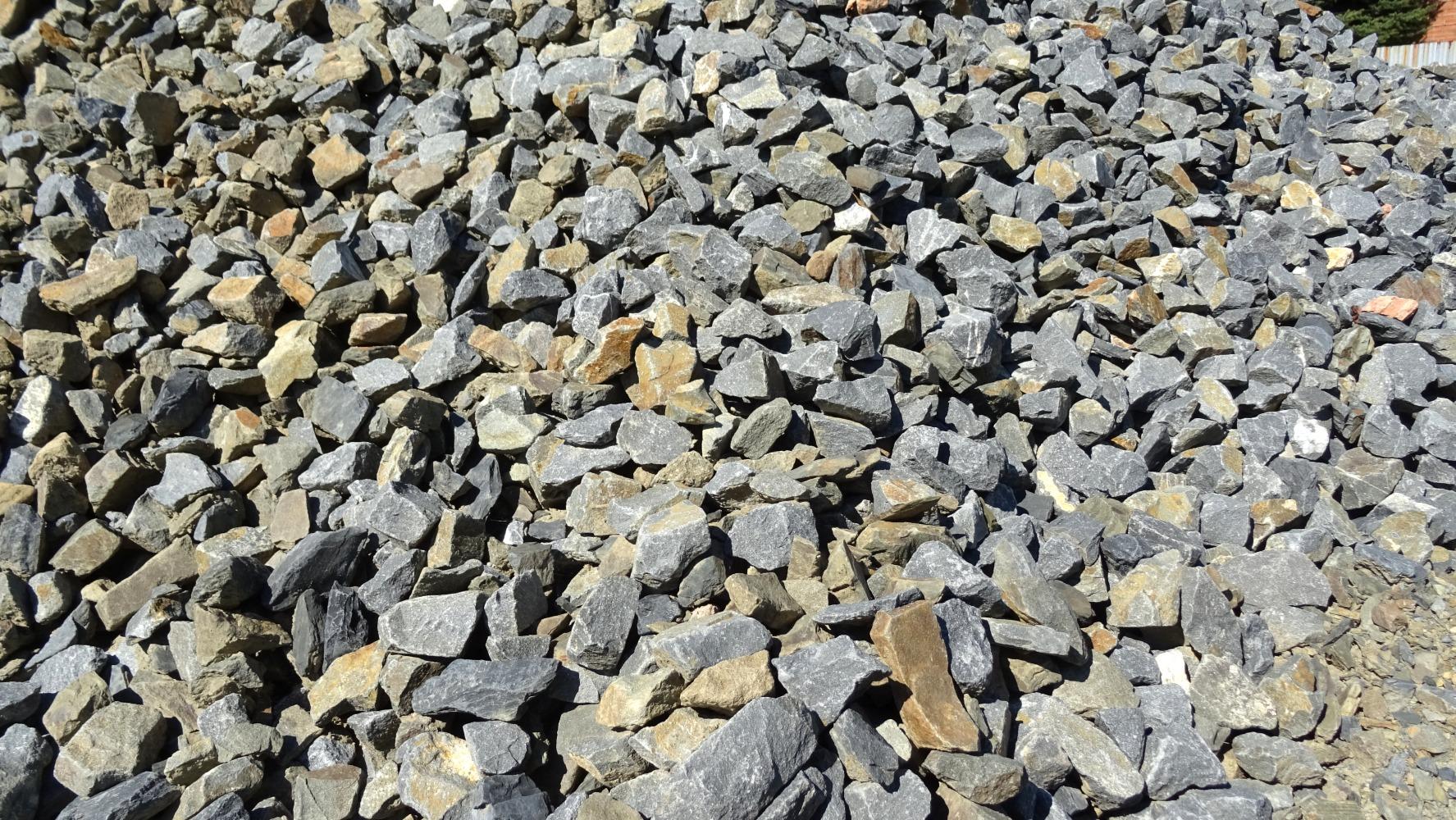 Kamenivo Zlín - prodej drceného kameniva