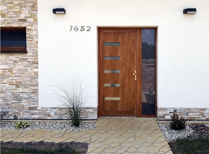 Vchodové dveře PERITO Viola