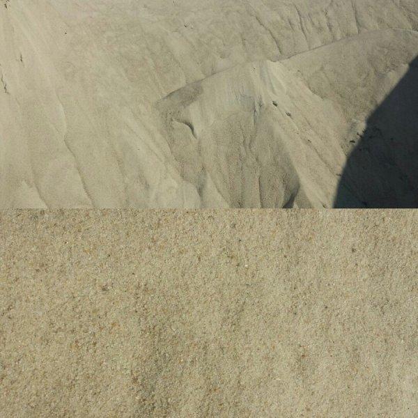 Písek slévárenský plážový