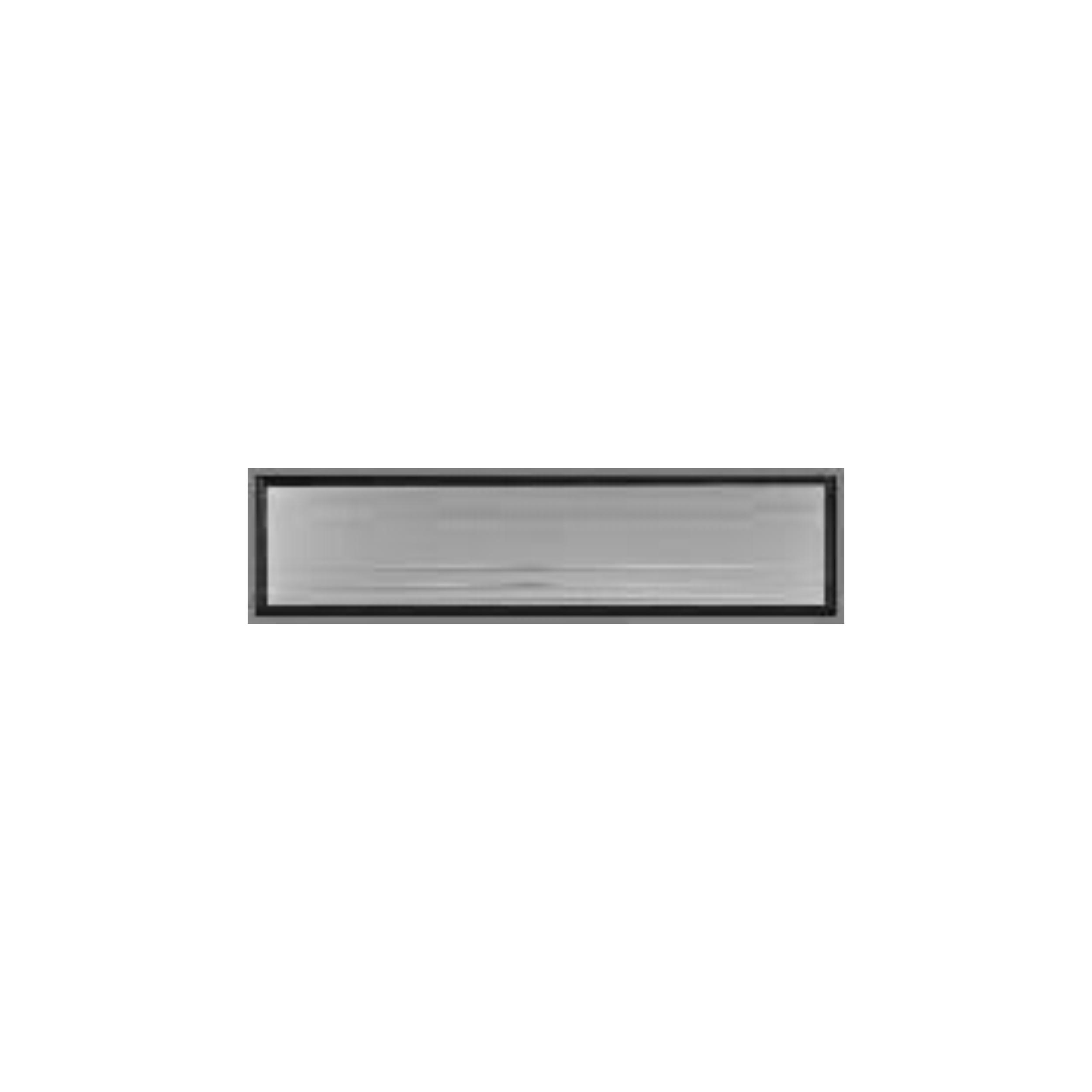 Dveřní doplňky - dopisní vhozy ve stříbrném i zlatém lesku či matu