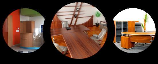 Výroba kancelářského nábytku na míru Roháč & Fejta