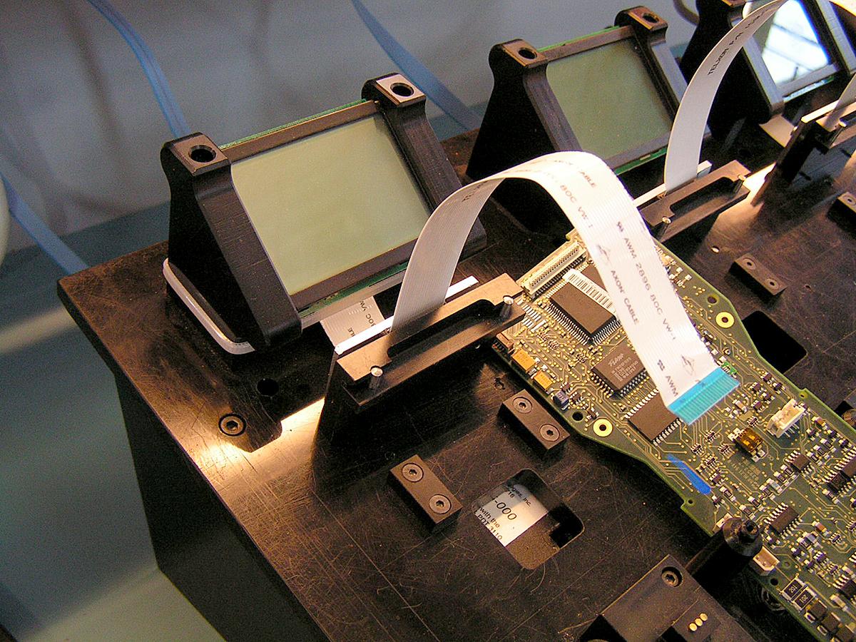 Výroba pro elektrotechnický průmysl v Letovicích na Blanensku