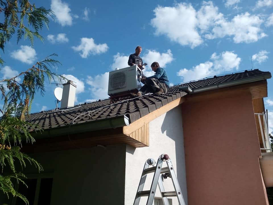 LEDO servis - klimatizace pro rodinné domy