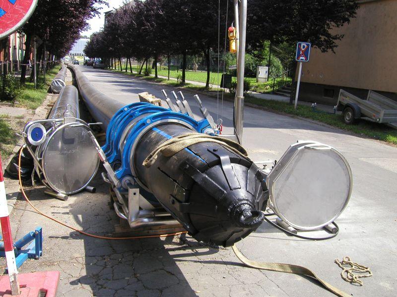 Relining - bezvýkopové opravy vodovodního potrubí