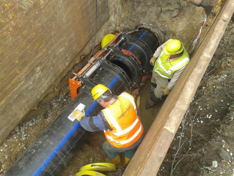 Opravy řadů potrubí bezvýkopovou technologií - TALPA - RPF, s.r.o.