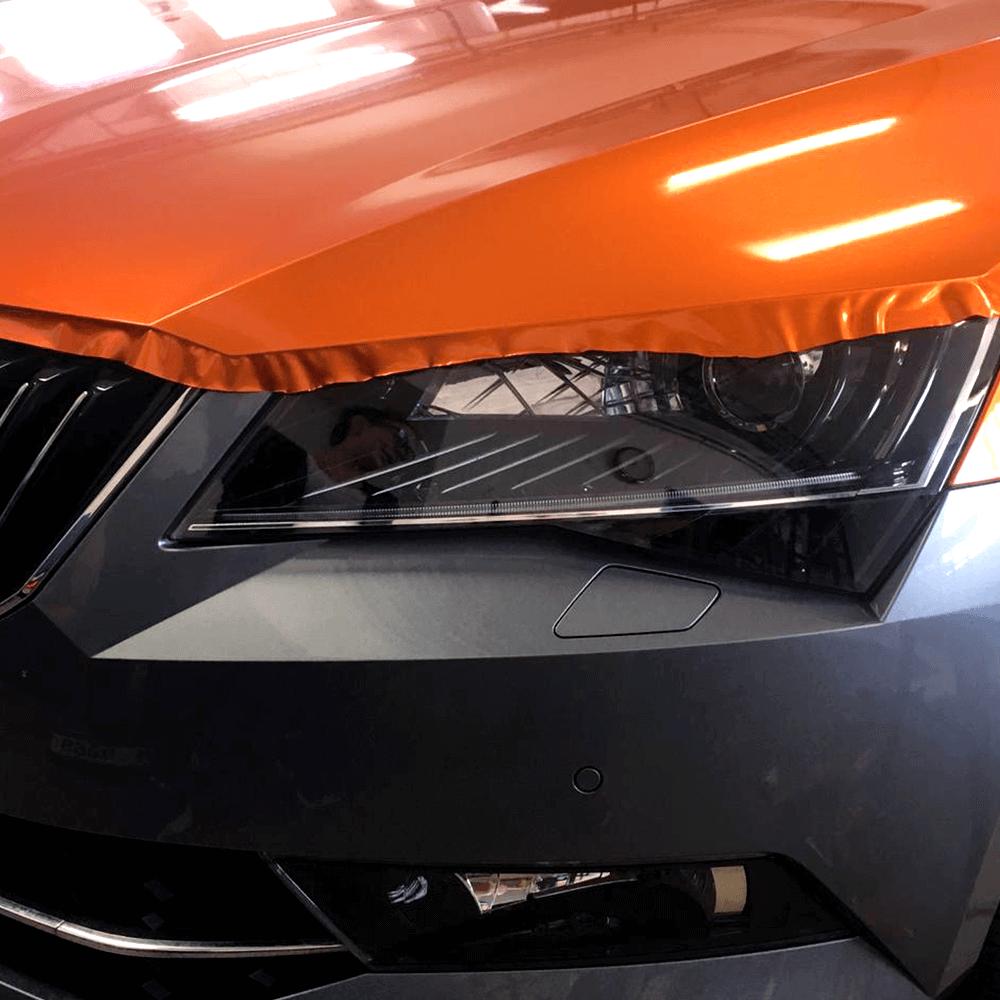 Změna barvy automobilu polepením odolnou fólií - Autosklo TS