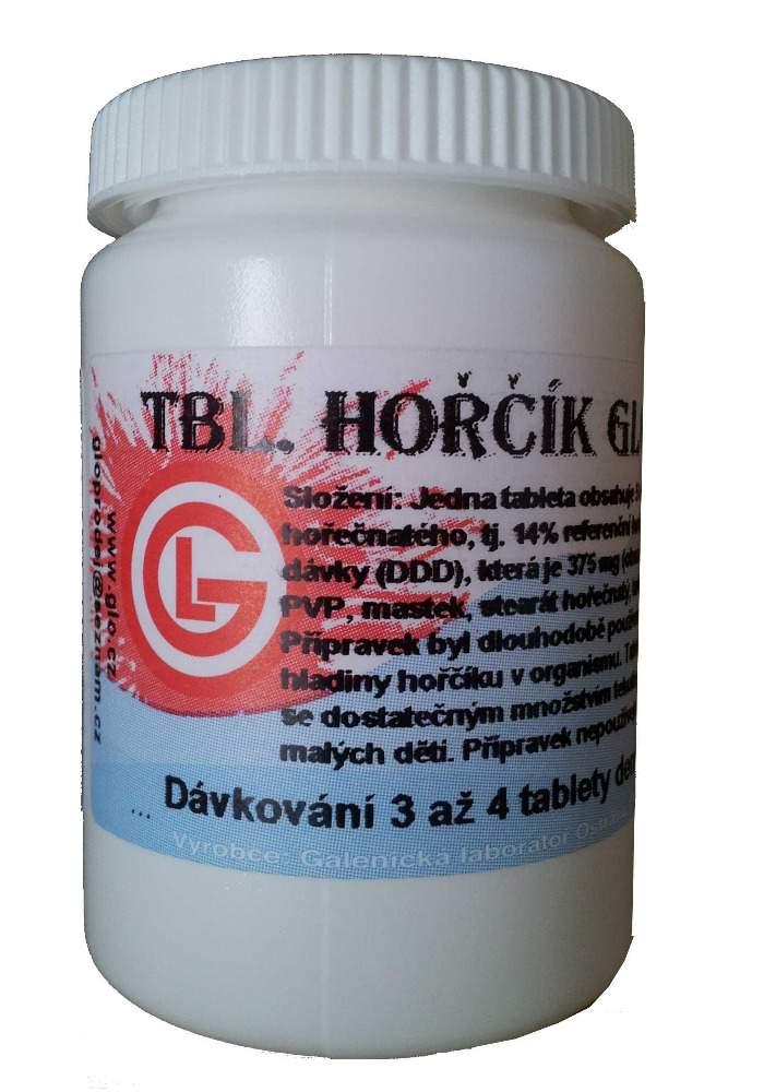 Galenická laboratoř Ostrava - vápník tablety