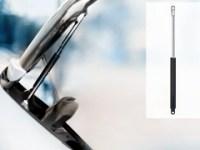 Plynové vzpěry do víka zavazadlového prostoru automobilu