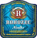 Nealko pivo z pivovaru Rohozec