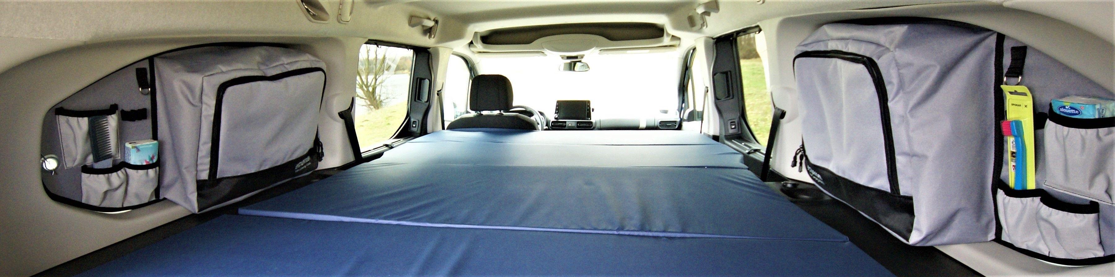 Doplňková výbava obytného vozu Van Camping Modul