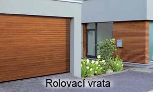 Privátní garážová rolovací vrata - AutoDOOR Uherský Brod