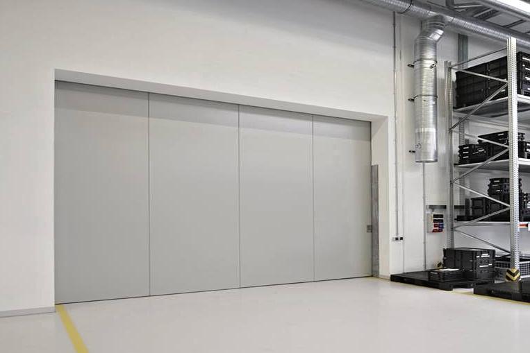 Protipožární uzávěry, vrata, požární dveře