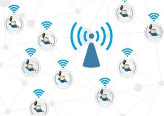 Telemetrický řídicí systém pro monitorování odběrů vody