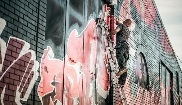 Profesionální antigraffiti servis - Zlínský kraj