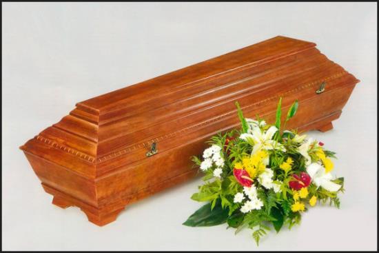Prodej rakví, zajištění pohřbu - Pohřební služba Pospa