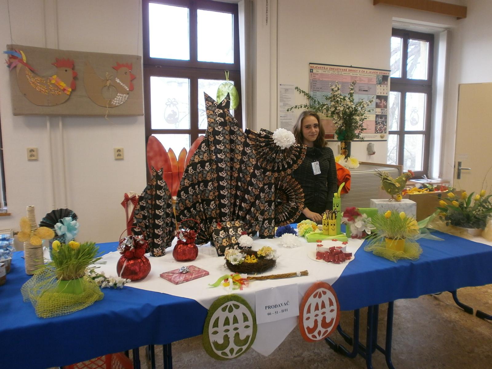 Učební obor prodavač - prodavačka - tříleté studium na SŠHS Opava