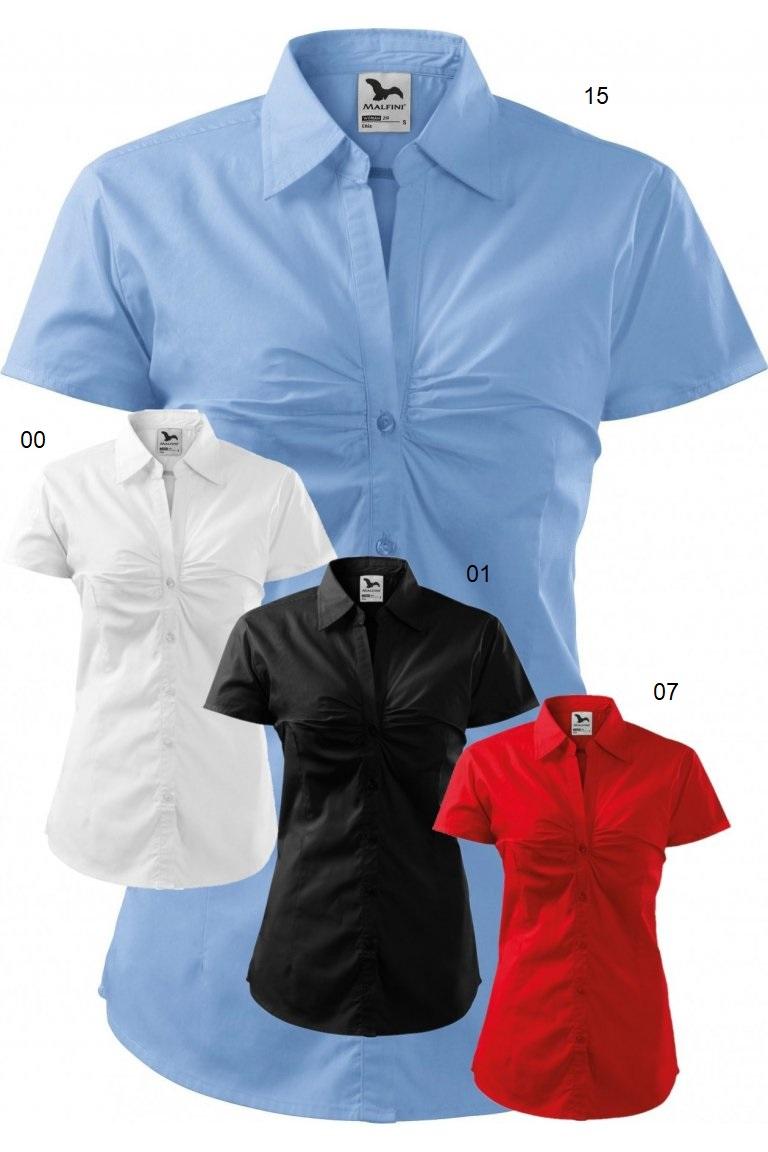 Pracovní košile z kvalitního materiálu