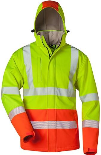Výstražné pracovní oděvy s reflexními prvky