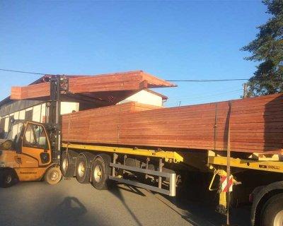 Dřevěná výroba, řezivo - BAST CZ s.r.o. Kuřim u Brna