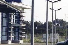 Osvětlovací kuželové stožáry do měst a obcí