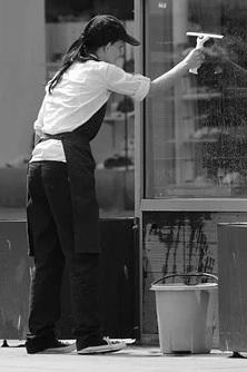 Mytí oken, výloh, úklidové služby - Moravskoslezský kraj