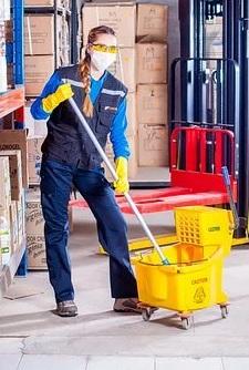 Profi úklid kanceláří a výrobních provozů - Pegasus service s.r.o.