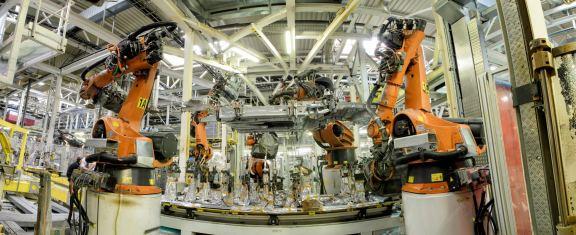 Automatická svařovací linka na klíč - návrh, výroba, dodání, uvedení do provozu