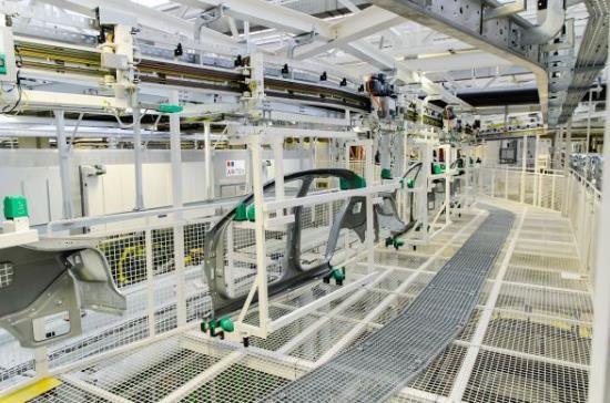 Výroba dopravní techniky na zakázku - Chropyňská strojírna