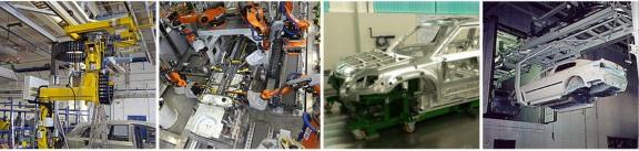 Výroba dopravních systémů k přepravě velkých celků