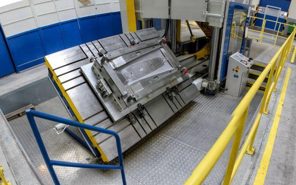 Výroba forem pro vstřikování plastů