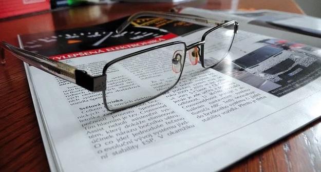 Jednoohniskové i víceohniskové brýlové čočky - oční optika Zlín