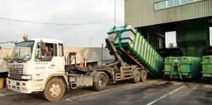 Přistavení kontejneru pro kovový odpad - Demonta T, s.r.o.